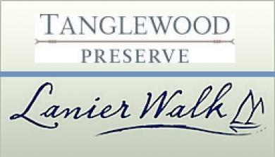 New Communities: Tanglewood Preserve & Lanier Walk