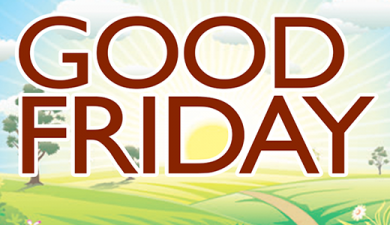 Good Friday – MRG Closed